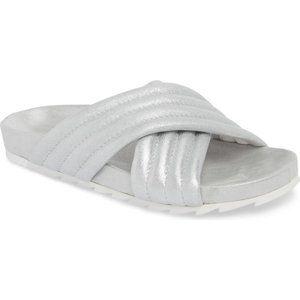 JSlides Women's Easy Slide Sandal
